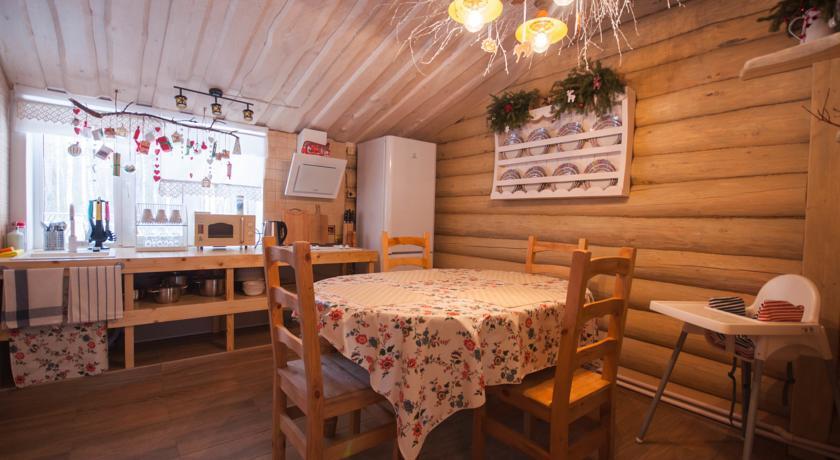 Pogostite.ru - ЭКОТЕЛЬ - коттеджи | cауна | рыбалка | детская площадка #25