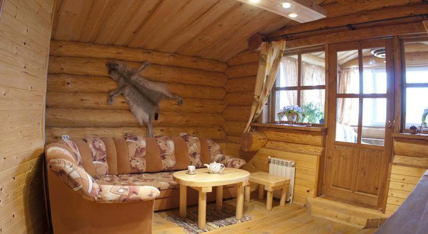 Pogostite.ru - ЭКОТЕЛЬ - коттеджи | cауна | рыбалка | детская площадка #23