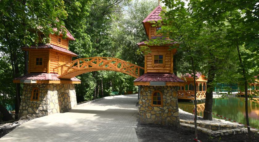 Pogostite.ru - ХВАЛЫНСКИЙ | Черемшаны | озеро Лесное #6