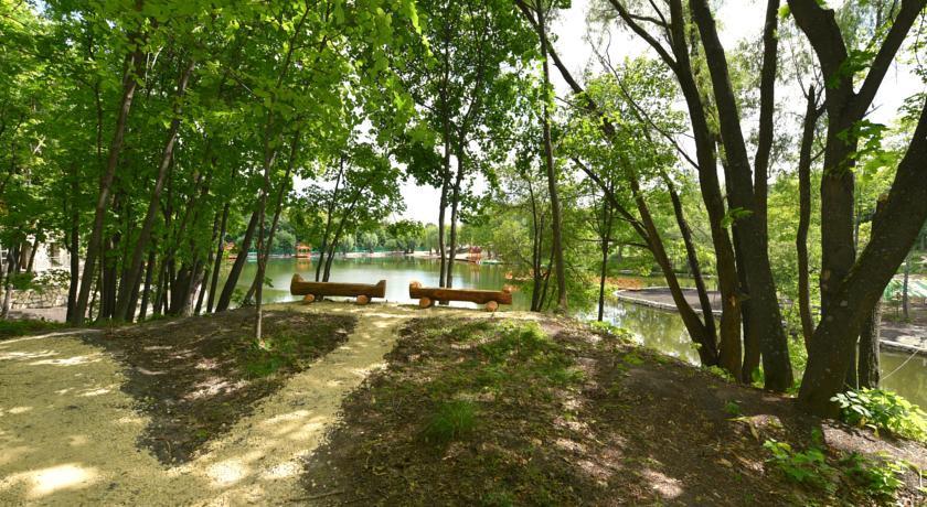 Pogostite.ru - ХВАЛЫНСКИЙ | Черемшаны | озеро Лесное #12