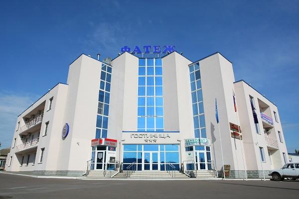 Pogostite.ru - ФАТЕЖ  | г .Фатеж | трасса Е 95 | сауна | парковка #2