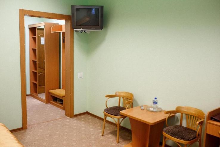 Pogostite.ru - ФАТЕЖ  | г .Фатеж | трасса Е 95 | сауна | парковка #26