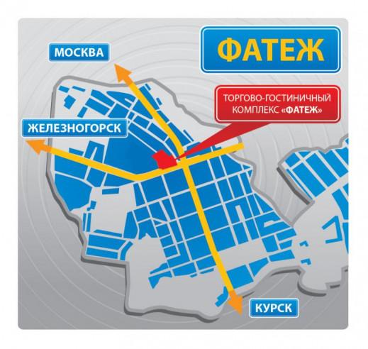 Pogostite.ru - ФАТЕЖ  | г .Фатеж | трасса Е 95 | сауна | парковка #25