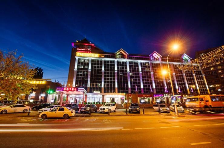 Pogostite.ru - Липецк | г. Липецк | Парковка #3