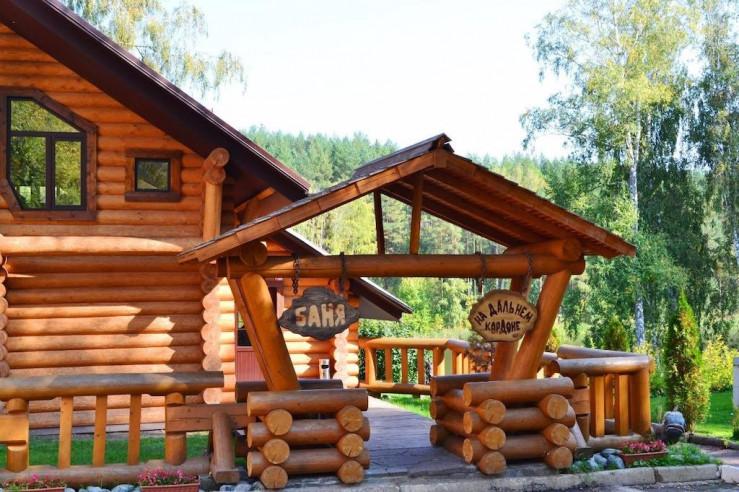Pogostite.ru - Мечта Парк-отель | Зил | Орловская область | С завтраком #37