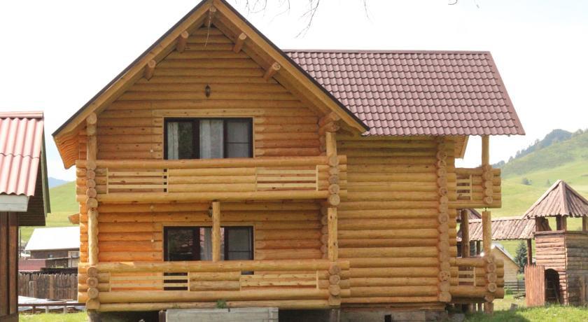 Pogostite.ru - Holiday Park Mikhailovo | Холидей Парк Михайлово | Кызыл - Алтай | деревня Чихачевка #1