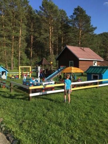 Pogostite.ru - Holiday Park Mikhailovo | Холидей Парк Михайлово | Кызыл - Алтай | деревня Чихачевка #33