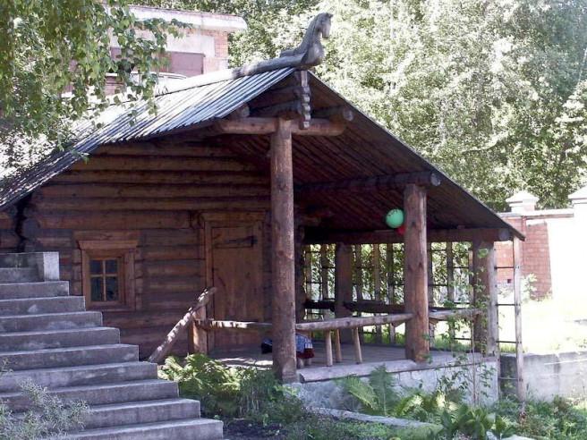 Pogostite.ru - Рыжий Пес   Горно-Алтайск   возле Горно-Алтайского университета   турецкая баня   #2