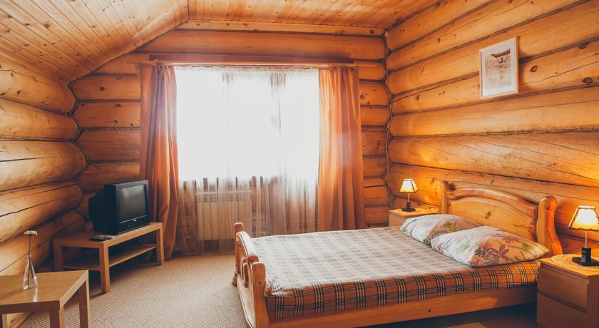 Pogostite.ru - Кедровая заимка | подъемник Катунь | ручей Каменный | семейные номера #26