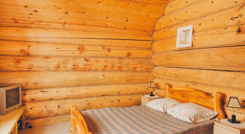 Pogostite.ru - Кедровая заимка | подъемник Катунь | ручей Каменный | семейные номера #14