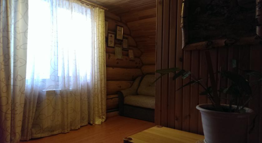 Pogostite.ru - Кедровая заимка | подъемник Катунь | ручей Каменный | семейные номера #20