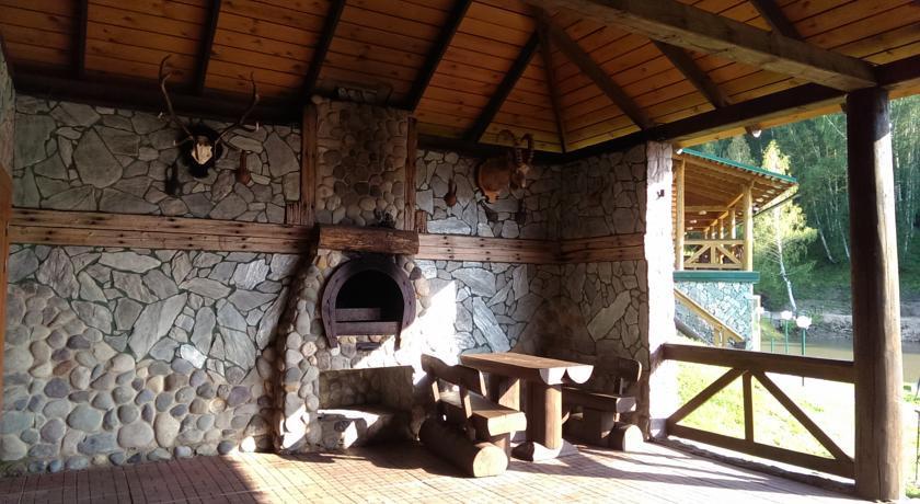 Pogostite.ru - Кедровая заимка | подъемник Катунь | ручей Каменный | семейные номера #8