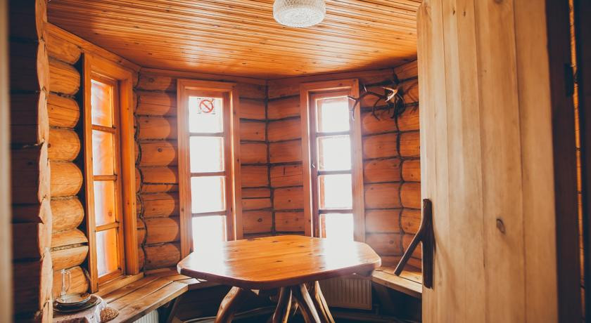 Pogostite.ru - Кедровая заимка | подъемник Катунь | ручей Каменный | семейные номера #10