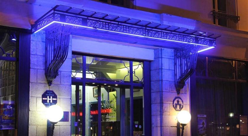 Pogostite.ru - Citotel Hotel de L'Europe |  де Л Европе | Тура | площадь Жан-Жорес | домашние животные | #7