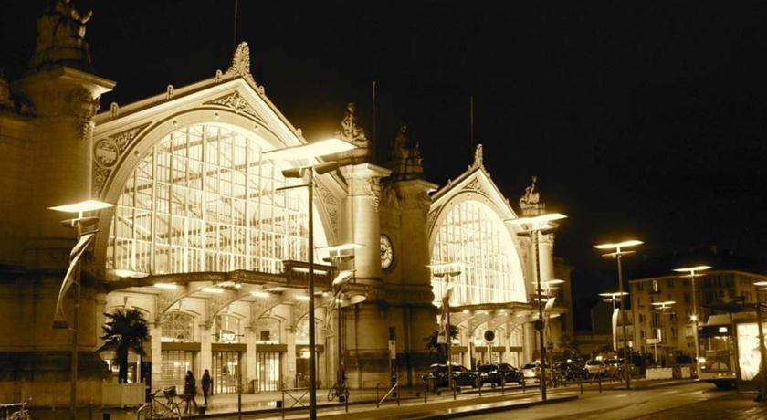 Pogostite.ru - Citotel Hotel de L'Europe |  де Л Европе | Тура | площадь Жан-Жорес | домашние животные | #4