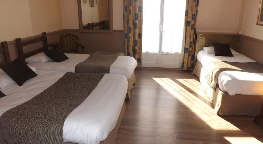 Pogostite.ru - Citotel Hotel de L'Europe |  де Л Европе | Тура | площадь Жан-Жорес | домашние животные | #28