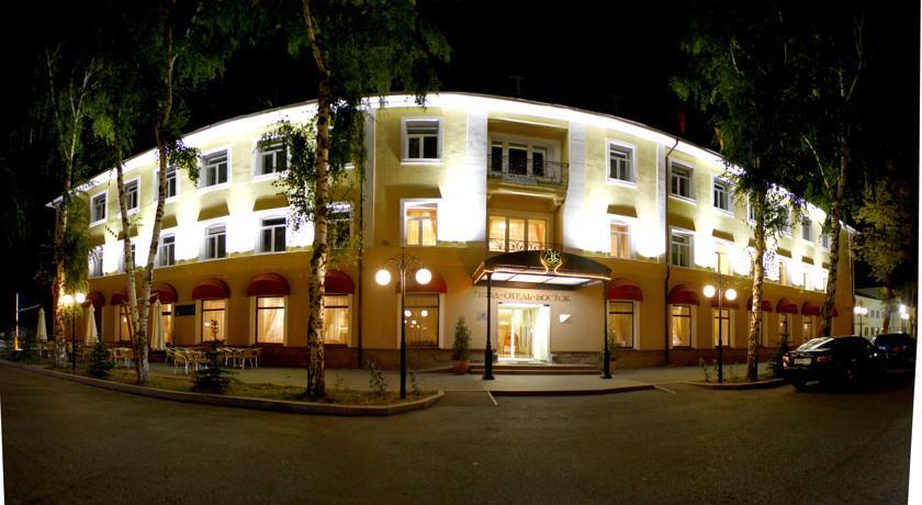 Pogostite.ru - Гранд-отель Восток | Стерлитамак | парк Кирова | оздоровительный центр | #1