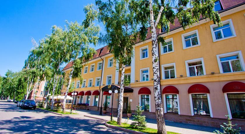 Pogostite.ru - Гранд-отель Восток (парк Кирова) оздоровительный центр #2