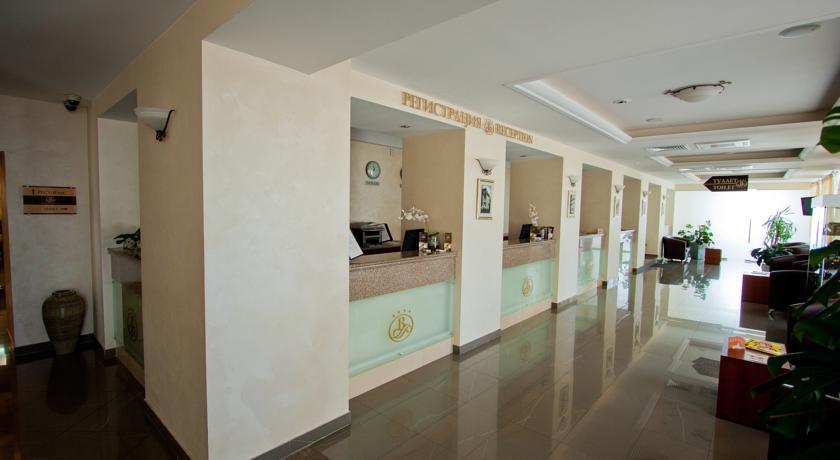 Pogostite.ru - Гранд-отель Восток | Стерлитамак | парк Кирова | оздоровительный центр | #5