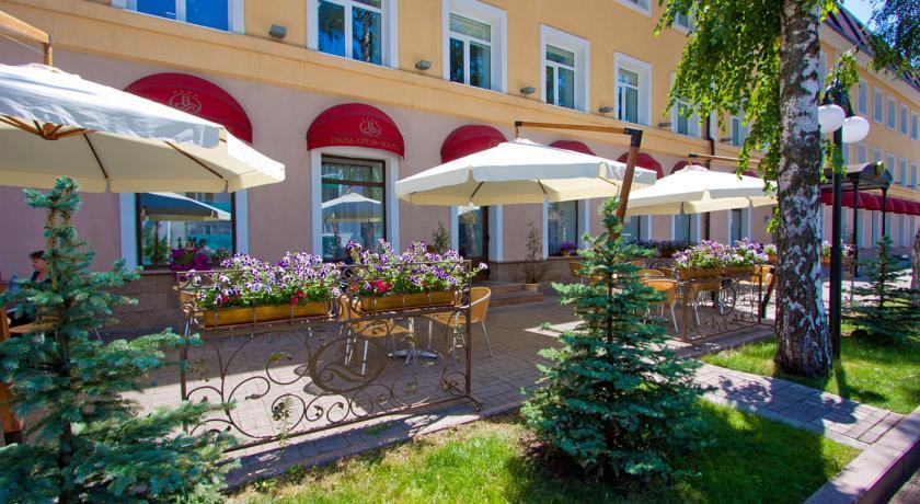 Pogostite.ru - Гранд-отель Восток (парк Кирова) оздоровительный центр #4