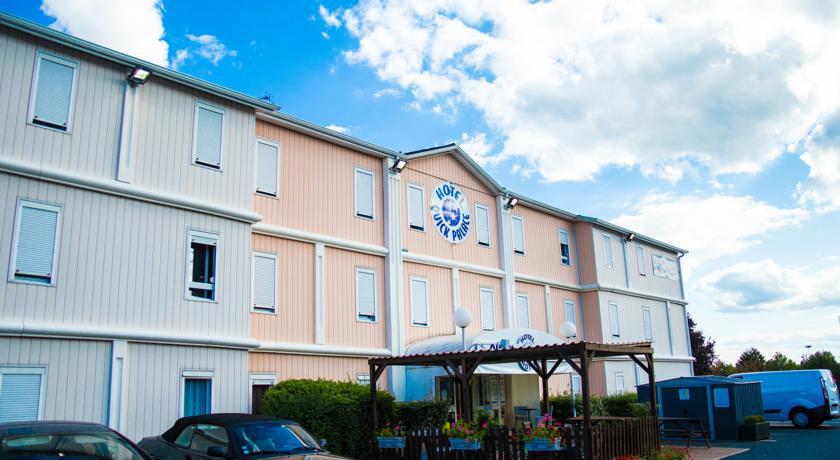Pogostite.ru - Hotel Quick Palace Tours   Кюик Паласе Тоурс   замки Луары   сауна   #3