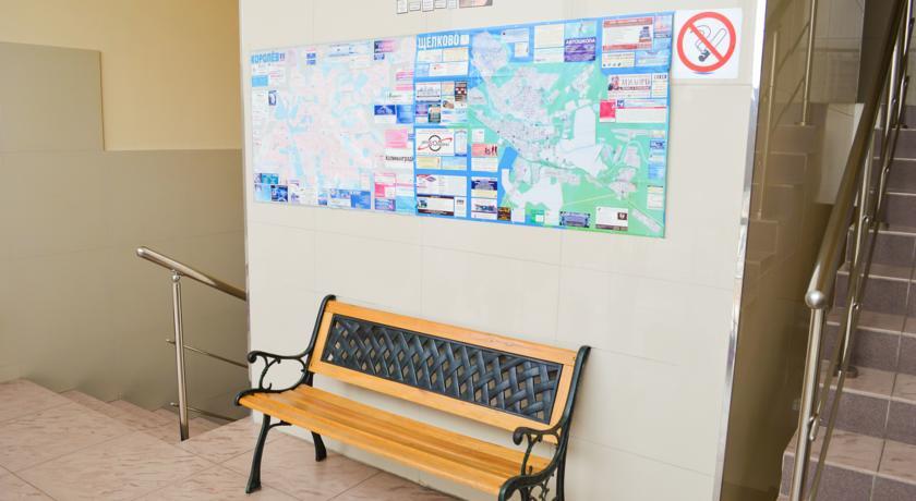 Pogostite.ru - ФОРЕСТ ИНН | Г. КОРОЛЕВ | Сквер им. Лизы Чайкиной | Конференц-зал #6