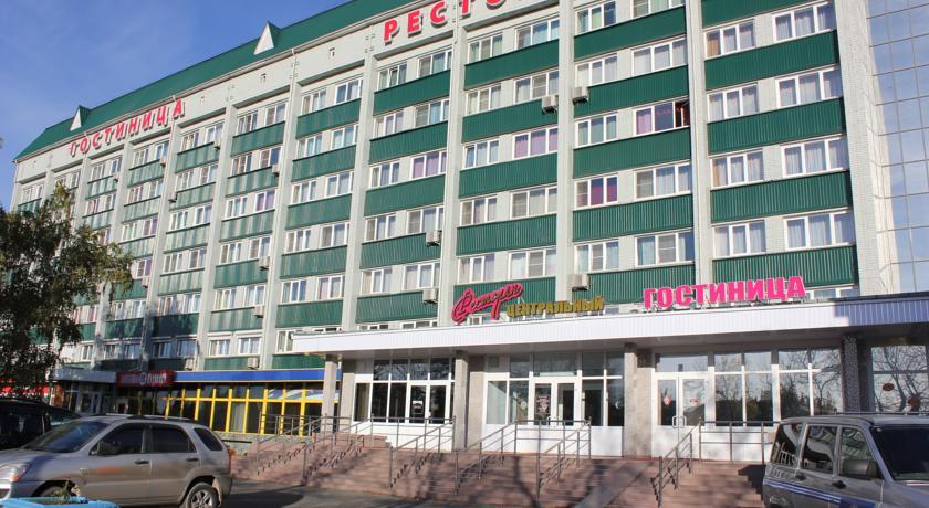 Pogostite.ru - Гостиница  Центральная | г. Бийск | Петровский бульвар | Сауна | #1