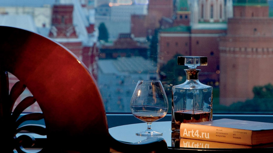 Pogostite.ru - РИТЦ КАРЛТОН МОСКВА - THE RITZ CARLTON MOSCOW | Вид на Красную площадь | Роскошные номера #1