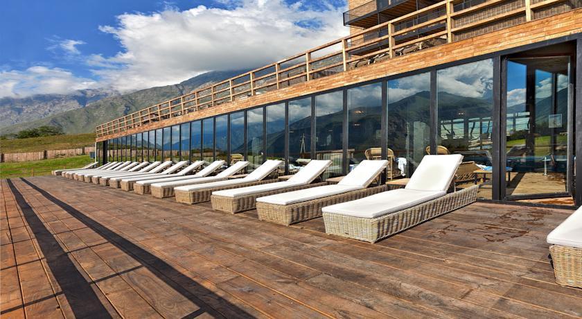 Pogostite.ru - Rooms Hotel Kazbegi | Румс Готель | Казбеги | река Терек | конференц-зал | #38