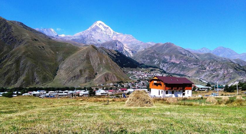 Pogostite.ru - Alpenhaus B&B | Алпенхаус Б енд Б | Казбеги | лыжный курорт | катание на лыжах | #4
