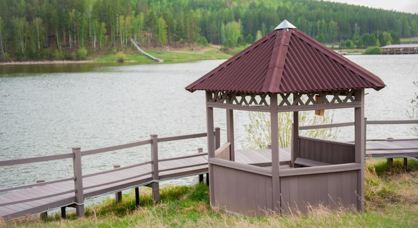 Pogostite.ru - Kydareyka / Кударейка | пос. Усть-Ордынский | пляж | сауна #2