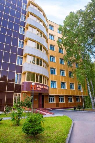 Pogostite.ru - Park Wood - Академгородок | Новосибирск | Сквер 50 лет Советскому району | Парковка #5