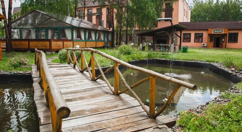 Pogostite.ru - Аквариум | Кемерово | река Томь | сауна | #2