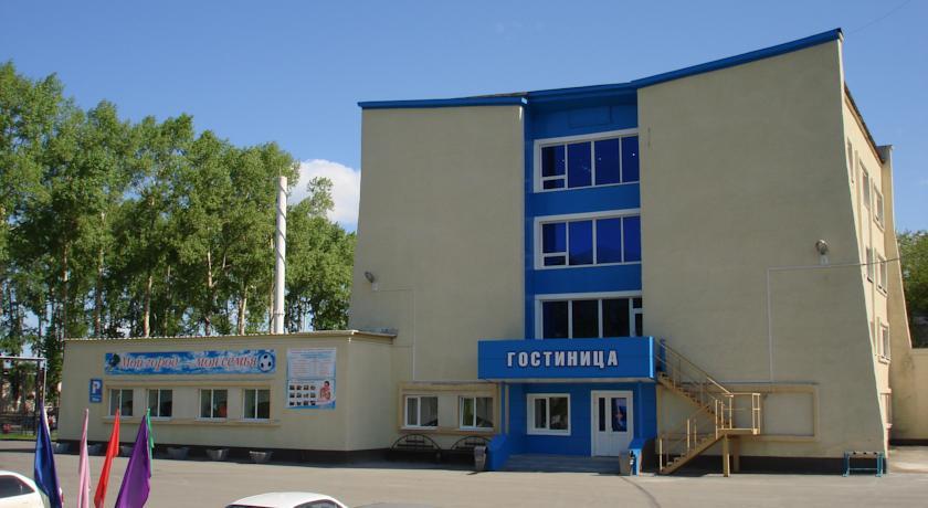 Pogostite.ru - Шахтер   Кемерово   центр спорта Шахтер   парковка   #1