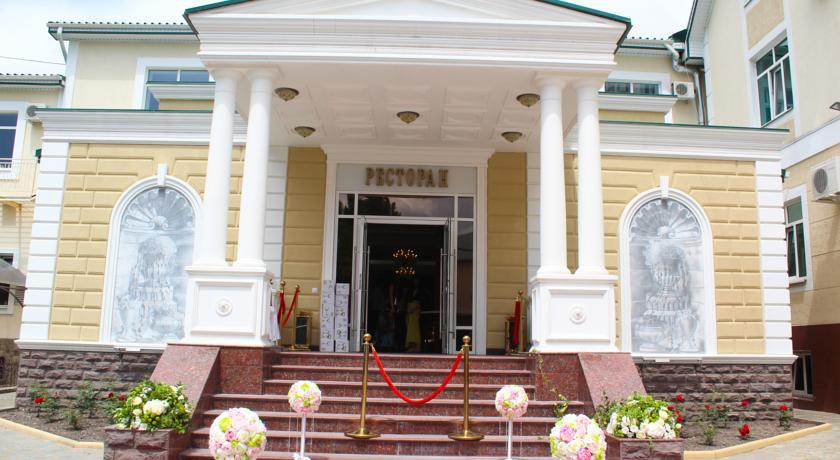Pogostite.ru - Эдельвейс | Черкесск | парк Покровской церкви | конференц-зал | #2