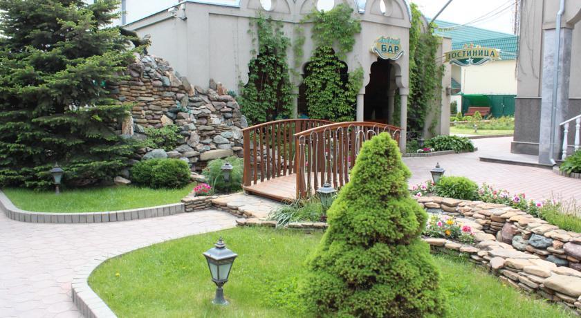 Pogostite.ru - Эдельвейс | Черкесск | парк Покровской церкви | конференц-зал | #5