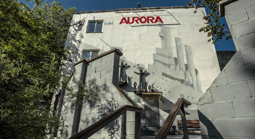 Pogostite.ru - АВРОРА | Севастополь | Черное море | Парковка | #1
