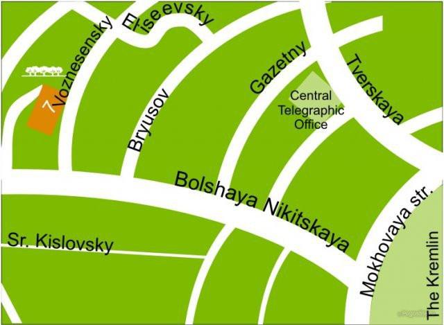 Pogostite.ru - Кортъярд Марриотт Москва Центр (м. Охотный Ряд, м. Арбатская) #31