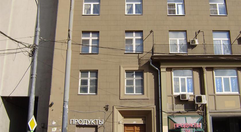 Pogostite.ru - GREEN HOSTEL - БЕЛОРУССКАЯ | м. Белорусская #1