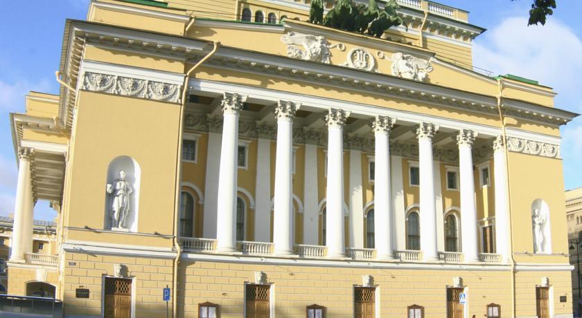 Pogostite.ru - Rossi Boutique Hotel & SPA | Росси | Набережная р. Фонтанки | Бассейн #3