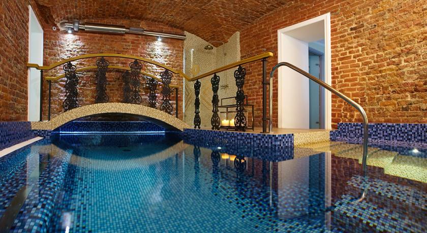 Pogostite.ru - Rossi Boutique Hotel & SPA | Росси | Набережная р. Фонтанки | Бассейн #26