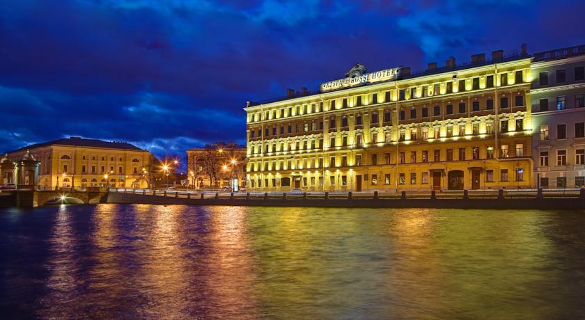 Pogostite.ru - Rossi Boutique Hotel & SPA | Росси | Набережная р. Фонтанки | Бассейн #1