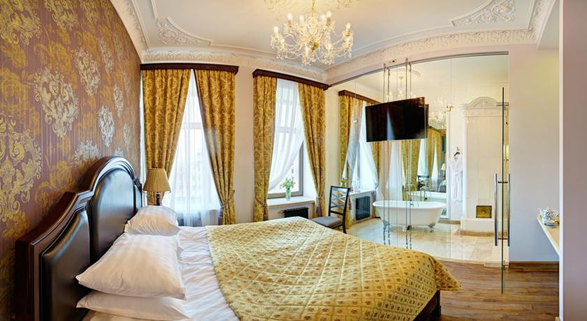 Pogostite.ru - Rossi Boutique Hotel & SPA | Росси | Набережная р. Фонтанки | Бассейн #14
