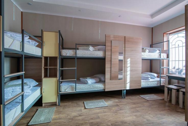 Pogostite.ru - Nice hostel Crocus (Общежитие снять комнату) #4