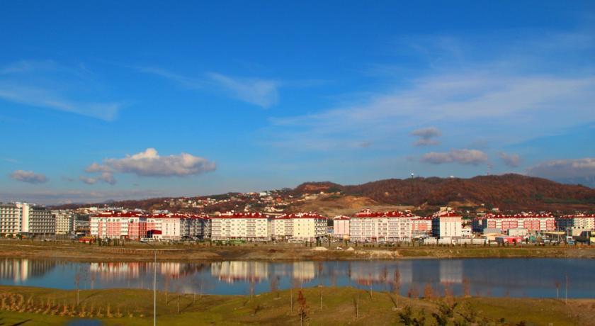 Pogostite.ru - БАРХАТНЫЕ СЕЗОНЫ ЕКАТЕРИНИНСКИЙ КВАРТАЛ | Адлер | Олимпийский парк | 5 минут до пляжа #1