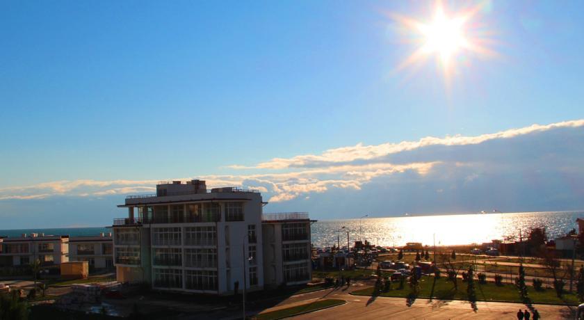 Pogostite.ru - БАРХАТНЫЕ СЕЗОНЫ ЕКАТЕРИНИНСКИЙ КВАРТАЛ   Адлер   Олимпийский парк   5 минут до пляжа #38