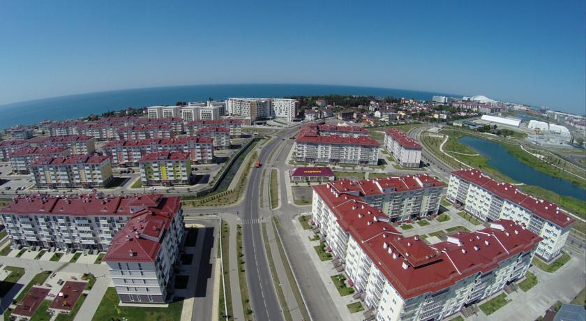 Pogostite.ru - БАРХАТНЫЕ СЕЗОНЫ ЕКАТЕРИНИНСКИЙ КВАРТАЛ   Адлер   Олимпийский парк   5 минут до пляжа #34