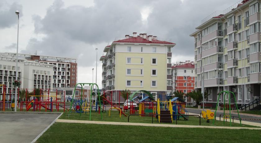 Pogostite.ru - БАРХАТНЫЕ СЕЗОНЫ ЕКАТЕРИНИНСКИЙ КВАРТАЛ   Адлер   Олимпийский парк   5 минут до пляжа #36