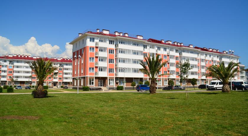 Pogostite.ru - БАРХАТНЫЕ СЕЗОНЫ ЕКАТЕРИНИНСКИЙ КВАРТАЛ | Адлер | Олимпийский парк | 5 минут до пляжа #35