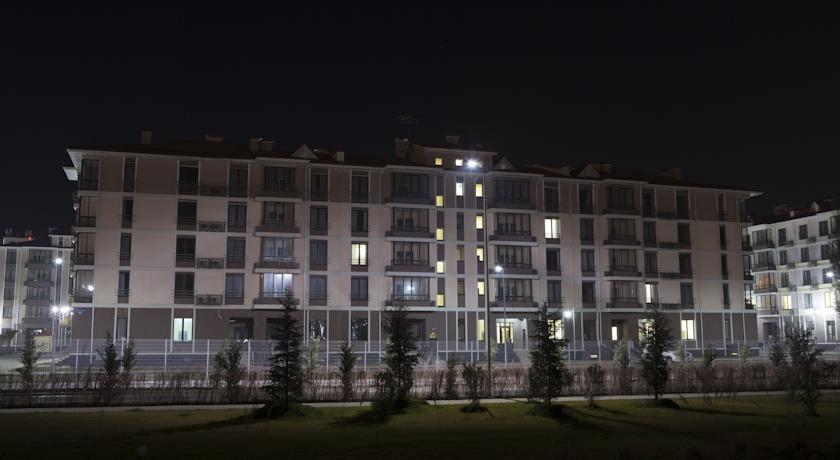 Pogostite.ru - БАРХАТНЫЕ СЕЗОНЫ ЕКАТЕРИНИНСКИЙ КВАРТАЛ   Адлер   Олимпийский парк   5 минут до пляжа #44